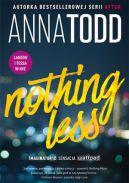 Okładka ksiązki - Nothing less