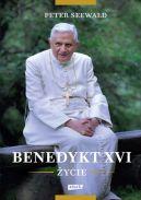 Okładka książki - Benedykt XVI. Życie