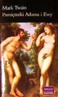 Okładka ksiązki - Pamiętniki Adama i Ewy
