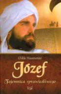 Okładka książki - Józef. Tajemnica sprawiedliwego