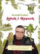 Okładka ksiązki - Żabek i Ropuch. Audiobook