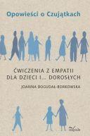 Okładka książki - Opowieści o Czujątkach. Ćwiczenia z empatii dla dzieci i... dorosłych