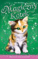Okładka ksiązki - Świetlisty galop. Magiczny kotek