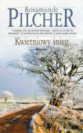 Okładka książki - Kwietniowy śnieg