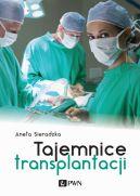 Okładka książki - Tajemnice transplantacji