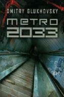 Okładka książki - Metro 2033