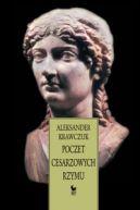 Okładka ksiązki - Poczet cesarzowych Rzymu