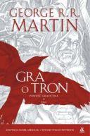 Okładka ksiązki - Gra o tron. Powieść graficzna, t. 1