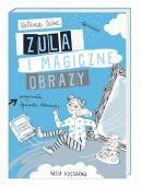 Okładka ksiązki - Zula i magiczne obrazy