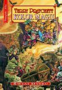Okładka książki - Kolor magii