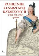 Okładka - Pamiętniki cesarzowej Katarzyny II