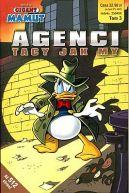 Okładka ksiązki - Agenci tacy jak my