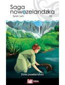 Okładka ksiązki - Saga nowozelandzka. Tom. 30. Złote  przekleństwo