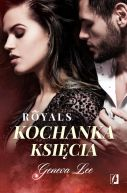 Okładka - Royals (tom 1). Kochanka księcia