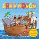 Okładka - Arka Noego (książka - układanka)