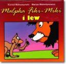 Okładka ksiązki - Małpka Fiki-Miki i lew