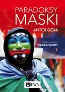 Okładka - Paradoksy maski. Antologia