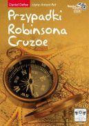Okładka ksiązki - Przypadki Robinsona Cruzoe. Audiobook