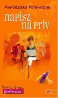Okładka książki - Napisz na priv