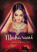 Okładka ksiązki - Maharani