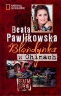 Okładka książki - Blondynka w Chinach