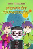 Okładka ksiązki - Powrót Tapatików