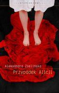 Okładka ksiązki - Przypadek Alicji