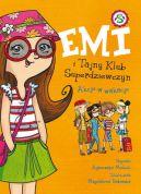 Okładka ksiązki - Emi i Tajny Klub Superdziewczyn. Akcje w wakacje