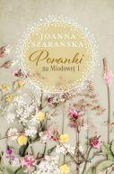 Okładka książki - Poranki na Miodowej 1