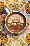 Okładka książki - Sobremesa. Spotkajmy się w Hiszpanii