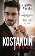 Okładka książki - Kostandin. Grzechy mafii