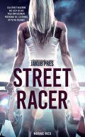 Okładka książki - Street racer