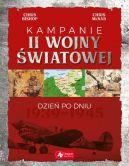 Okładka ksiązki - Kampanie II wojny światowej