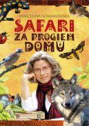 Okładka książki - Safari za progiem domu
