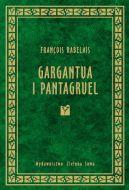 Okładka ksiązki - Gargantua i Pantagruel
