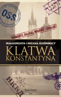 Okładka książki - Klątwa Konstantyna