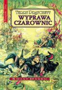 Okładka książki - Świat Dysku t. 12. Wyprawa czarownic