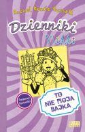 Okładka książki - Dzienniki Nikki. To nie moja bajka