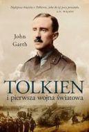 Okładka - Tolkien i pierwsza wojna światowa. U progu Śródziemia