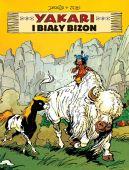 Okładka książki - Yakari i biały bizon, tom 2