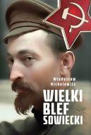 Okładka - Wielki blef sowiecki