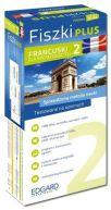 Okładka ksiązki - Francuski Fiszki PLUS dla początkujących 2
