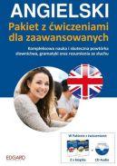 Okładka ksiązki - Angielski Pakiet z ćwiczeniami dla zaawansowanych