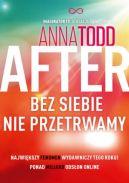Okładka książki - After 4. Bez siebie nie przetrwamy