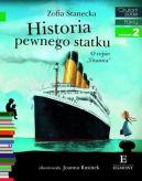 Okładka ksiązki - Czytam sobie. Historia pewnego statku