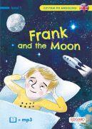 Okładka - Frank and The Moon/Frank i Księżyc. Czytam po angielsku