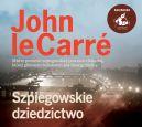 Okładka ksiązki - Szpiegowskie dziedzictwo. Audiobook