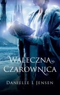 Okładka książki - Waleczna czarownica