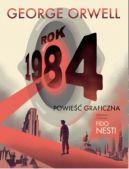 Okładka książki - Rok 1984. Komiks