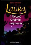 Okładka książki - Laura i Pieczęć Siedmiu Księżyców